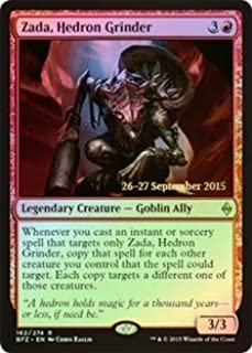 Magic: the Gathering - Zada, Hedron Grinder (162/274) - Prerelease & Release Promos - Foil