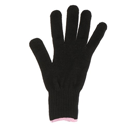 Homyl Hitzeschutzhandschuh Friseur Hitzebeständiger Handschuh, 1 Stk.