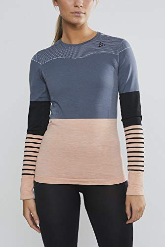 Craft FK Comfort Blocked RN LS W Baselayer da Donna Donna