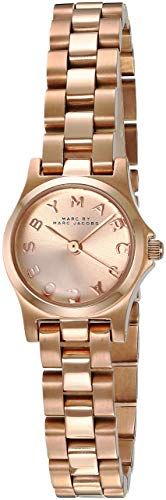 Marc by Marc Jacobs Women's MBM3200 - Henry Dinky Rose Gold