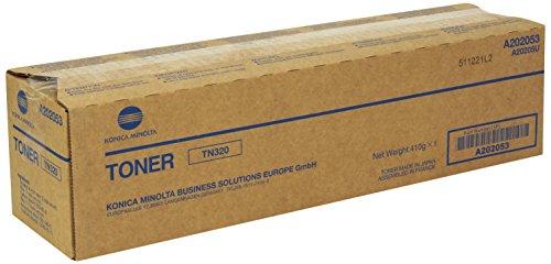 Konica minolta - A202053 tóner y cartucho láser - tóner para impresoras láser (, bizhub 36, negro) 🔥