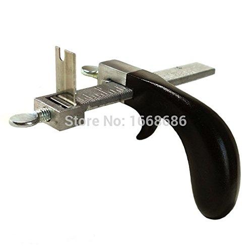 DIY fait à la main Cuir Produit outils Cuir de coupe couteau Mini Cuir Cutter DIY Prend en charge