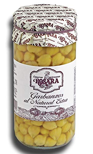 Rosara - Garbanzos cocidos al natural