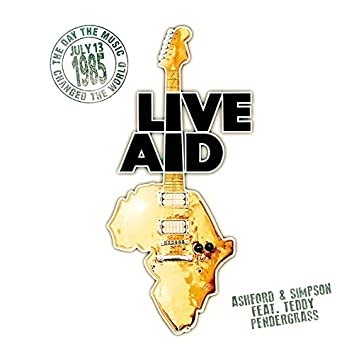 Reach Out and Touch (Live at John F. Kennedy Stadium, 13th July 1985)