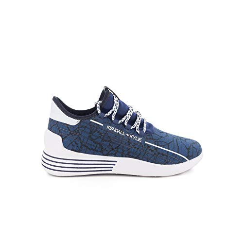 Kendall+Kylie Baskets Couleur - Bleu, Taille - 39