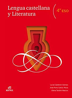 Lengua castellana y Literatura 4º ESO (Secundaria)