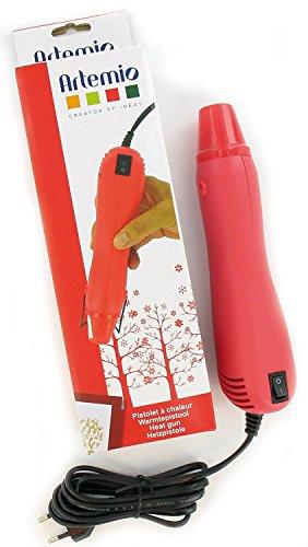 Artemio PEHG5 Heat Gun - Embosador eléctrico (plástico, 9