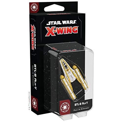 Fantasy Flight Games- Star Wars X-Wing 2.0: BTL-B ala-Y - Español, Color (SWZ48ES)