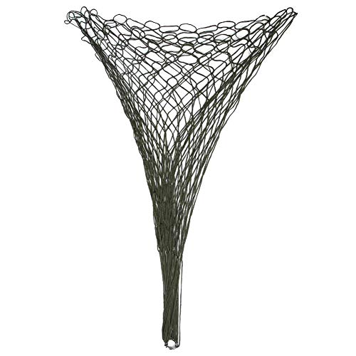 Alomejor Hanging Bed Travel Bed Mesh Rope Hammock Comfortable Camping Hammock for Outdoor Camping