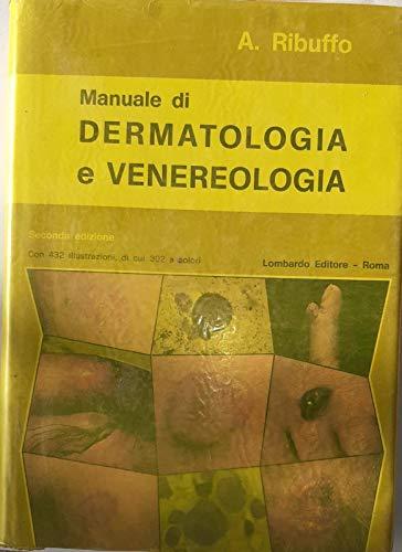 Manuale di dermatologia e venereologia
