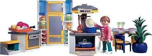 precio al por mayor Playmobil 3968 Cocina Cocina Cocina amueblada  encuentra tu favorito aquí