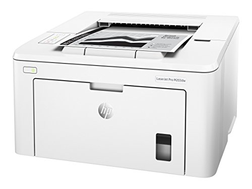 HP G3Q47A#BGJ Laserjet Pro M203dw Wireless Laser Printer (G3Q47A). Replaces M201dw Laser Printer (Renewed)