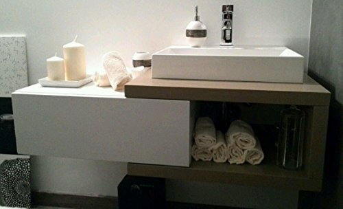 ARTIMODE made in Italy MOBILE BAGNO 100x45x30