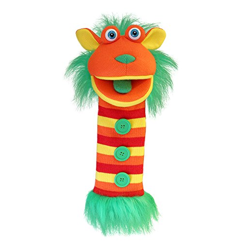 The Puppet Company Sockettes Botones De Punto Marioneta de Mano