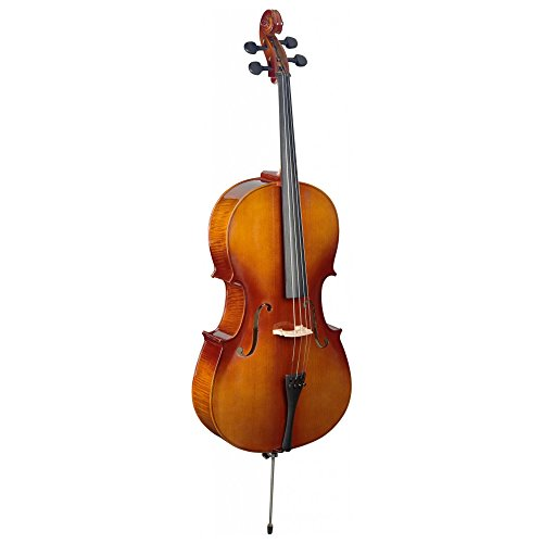 Stagg VNC-4/4 L Plywood Cello con el...