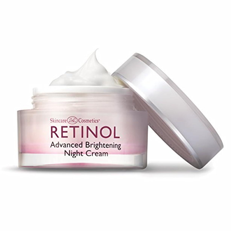姪画面よりSkincare Cosmetics - Retinol Advanced Brightening Night Cream - 1.7oz / 48g