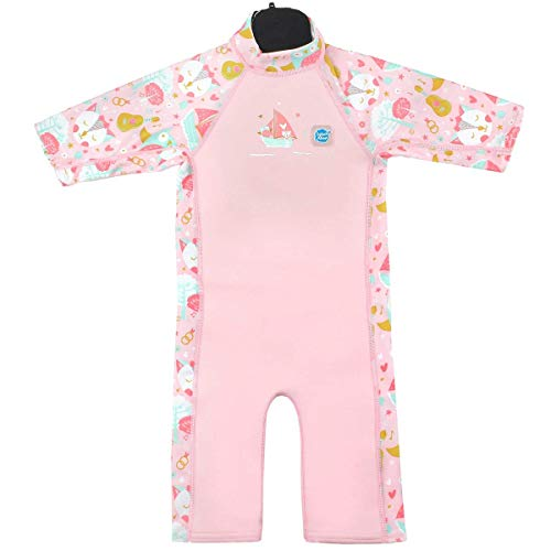 Splash About Baby' UV Sun and Sea Wetsuit Traje de Neopreno,