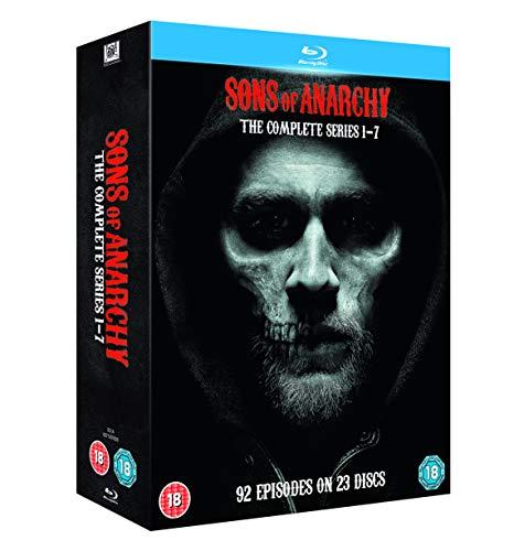 Sons Of Anarchy Seasons 1-7 BD [Italia] [Blu-ray]