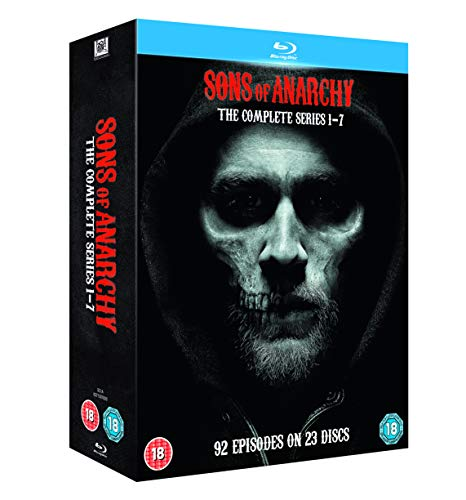 Sons Of Anarchy Seasons 1-7 BD [Italia] [Blu-ray]