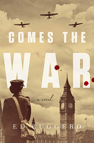 Image of Comes the War (Eddie Harkins, 2)
