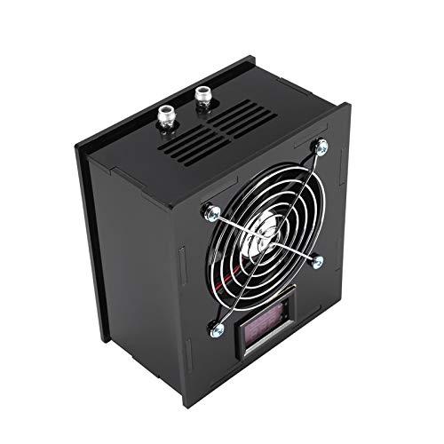 BWLZSP Acerca del Enfriador de Agua para peceras, termostato de Acuario con Control de Temperatura para pecera de Agua Dulce/Salada, hidroponía acuícola