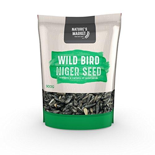 Kingfisher Nature du marché du Niger de graines de Sac, 0,9 Killogram