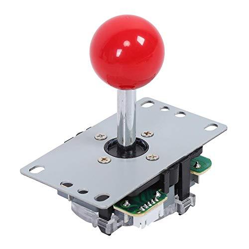 Liukouu Joystick Arcade aus Kunststoff + Hardware, Joystick Spiel Arcade Fai-da-Te, USB-Chip für PS3 Konsole