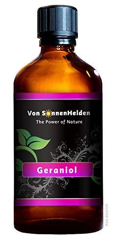 (19,95€/100ml) Von SONNENHELDEN - Geraniol 100 ml