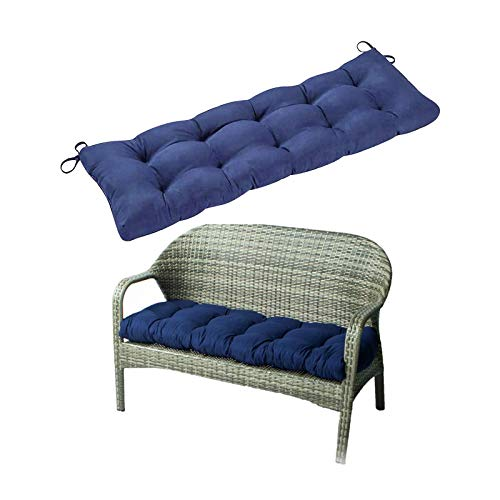 OLTUC Bench Cushions For Indoor/Outdoor Patio Furniture Lounger Bench, Rocker Swing Cushion For Garden & Home Furniture Bench