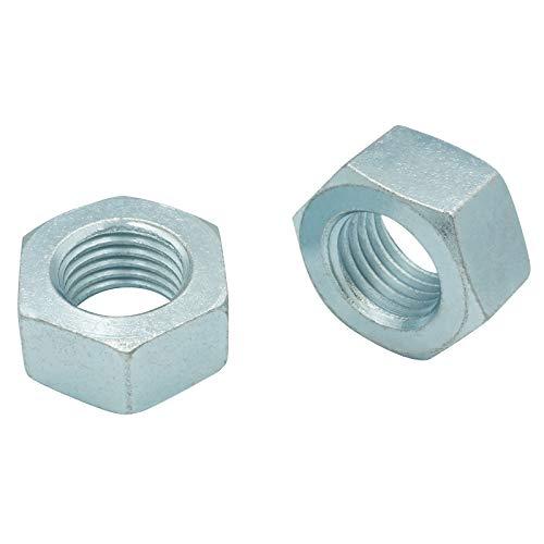 Sechskantmuttern (Standard Ausführung) - M30 - (10 Stück) - DIN 934 - galvanisch verzinkt Kl. 8 - SC934 | SC-Normteile