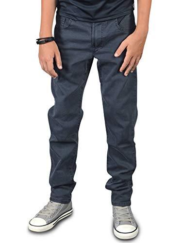 BEZLIT 22872 - Jeans da ragazzo Straight Fit Stretch grigio. 4 anni