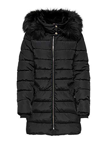 Only Onlcamilla Quilted Coat CC Otw Chamarra de plumas alternativa para Mujer