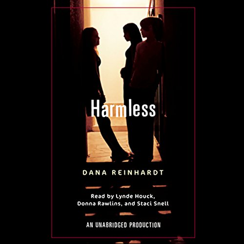 Harmless audiobook cover art