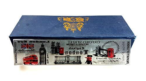 Preisvergleich Produktbild Waniya Laser Art Crystal 3D London Skyline alle berühmten Symbole von London,  London Skyline Long