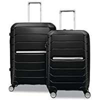 Samsonite 2-Piece (21/28) Freeform Hardside Expandable with Double Spinner Wheels