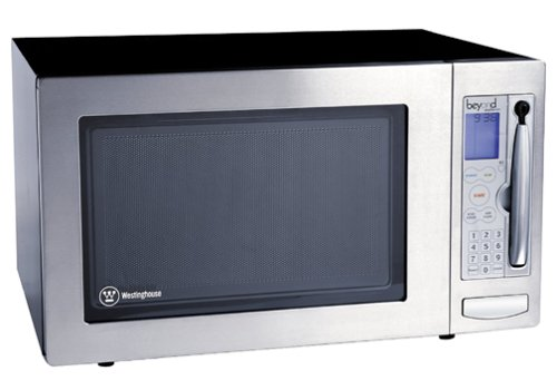 Beyond WBYMW1 850-Watt Microwave Oven with Barcode Scanning