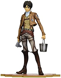 Sen-ti-nel Brave-Act Eren Jaeger Cleaning Version Attack on Titan Model Kit by Sentinel