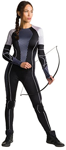 Rubie's Kostüm, Motiv Katniss, Tribute von Panem, für Erwachsene, offizielles Lizenzprodukt, Größe: Medium