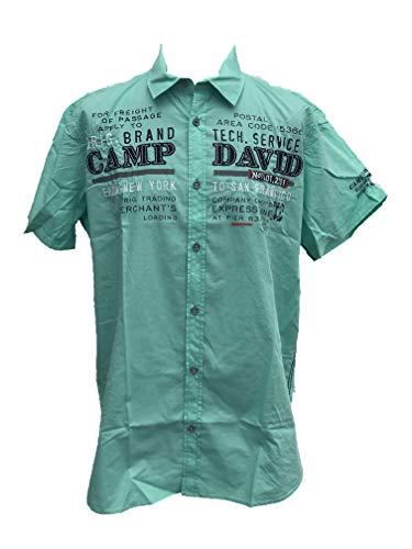 Camp David Hemd FS 19 Azure CCU-1900-5710 (XXL)
