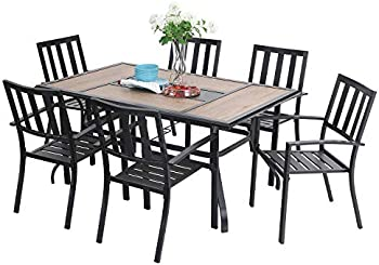 Sophia & William 7-Piece Patio Dining Set
