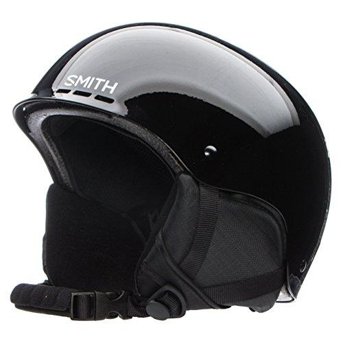 Smith Optics Unisex Youth Holt Jr Snow Sports Helmet - Black Youth Medium (53-58CM)