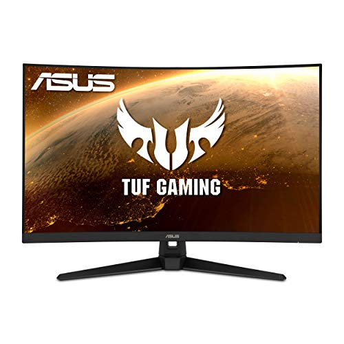"ASUS TUF Gaming VG328H1B 32"" Curved Monitor, 1080P Full HD, 165Hz..."