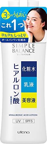 ウテナ SIMPLE BALANCE(シンプルバランス) うるおいローション