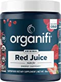 Organifi: Red Juice- Organic Superfood Powder - Energy Support - 30-Day Supply - Helps Support Energy