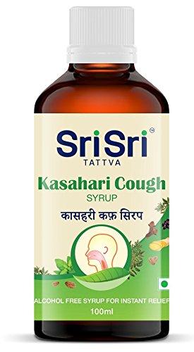 Sri Sri Tattva Kasahari Cough Syrup (100 ml)