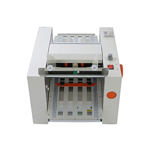 FAFAFA Automatische Papier Falzmaschine Manuell Falzmaschine Papierfalten Maschine Automatische Paging Falzmaschine