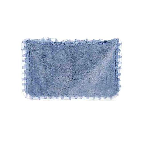 Blanc Mariclo Alfombra para cama de algodón, varios colores, 50 x 90 cm, A26864