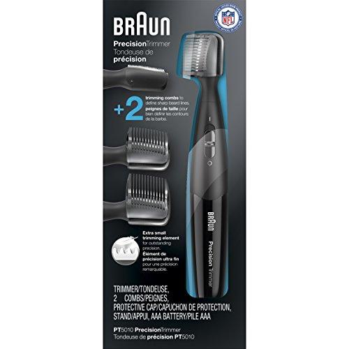 Braun Pt5010 Precision Trimmer for Men