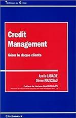 Credit management d'Axelle Labadie