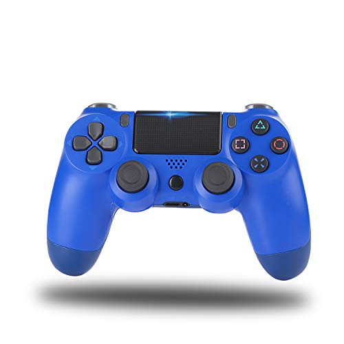 Railay Wireless Gamepad for Ps4/Pro/Slim Control Joystick for Playstation 4 (Blue)